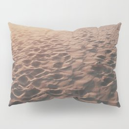Desert Footprints Pillow Sham