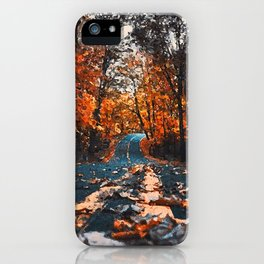 An Autumn full of Magic iPhone Case