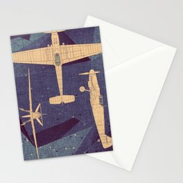 Aero Stationery Cards