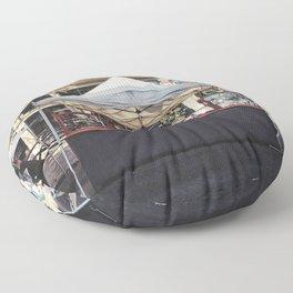 Street vendor Floor Pillow