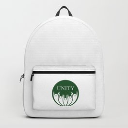 Cool & Awesome Unity Tshirt Design Unity Ladies Backpack