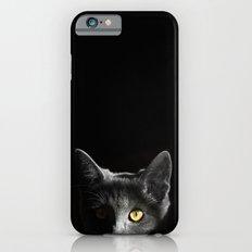 Peeking Cat Slim Case iPhone 6