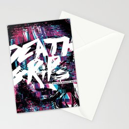 Death Grips Stationery Cards