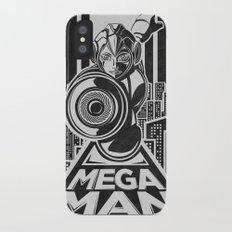 Megaman. In the year 20xx Slim Case iPhone X