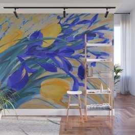 ABOUT SPRING Wall Mural