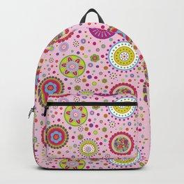 Amelia's Circle Pink Backpack