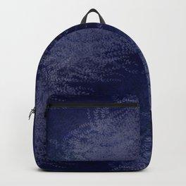 5 Wind-whipped Vines (blue II) Backpack