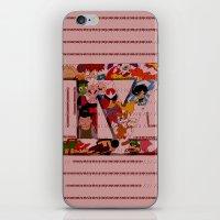 fandom iPhone & iPod Skins featuring Define Fandom? by Wayko World