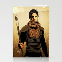 dune Stationery Cards featuring DUNE by Storm Media