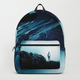 Teal Time Walking Backpack