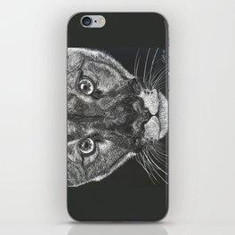 Cougar iPhone Skin