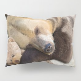 Sweet dreams, Mr Bear Pillow Sham