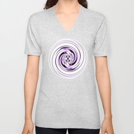 The Color Purple - Tribal Vibes Collection Unisex V-Neck