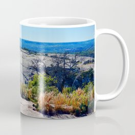 The Enchanted Rock State Natural Area Coffee Mug