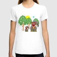 kangaroo T-shirts featuring Kangaroo by Design4u Studio