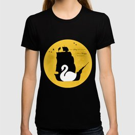 CAPTAIN SWAN (Yellow) T-shirt