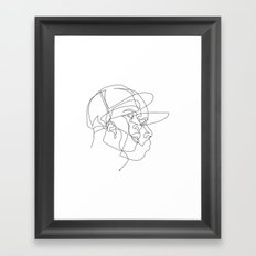 Dillas Framed Art Print