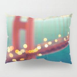 Meet Me In San Francisco Pillow Sham