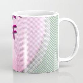 Heart Series Love Candy Hearts Coffee Mug