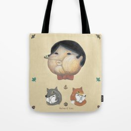 Nations of lies Tote Bag