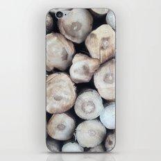 natural wood iPhone & iPod Skin