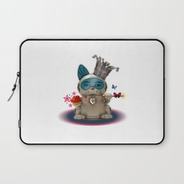 B.U.D.G.I.E. (Biomechanical Unit Designed for Galactic Infiltration and Exploration) Laptop Sleeve
