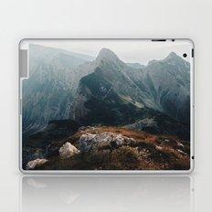 Morning on the edge Laptop & iPad Skin