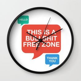 Motivational Wall Clock