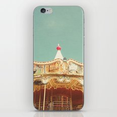 Carousel Lights iPhone Skin