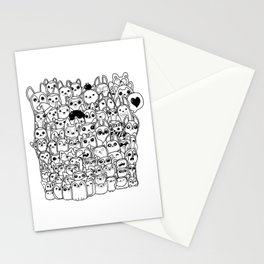 Huskies! Stationery Cards
