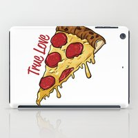 pizza iPad Cases featuring Pizza by jeff'walker