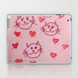 The Cat's Meow Laptop & iPad Skin