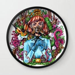 Nausicaa Wall Clock