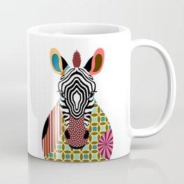 Spectrum Zebra Coffee Mug