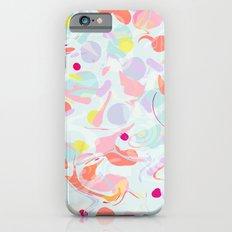 sorbet marble Slim Case iPhone 6s