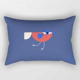 Birdie-2 Rectangular Pillow