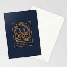 San Francisco 02 Stationery Cards