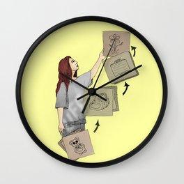 Lifeway Wall Clock