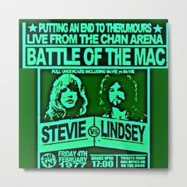 Stevie V Lindsey Metal Print