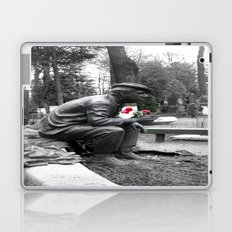 Only Flowers Remain Laptop & iPad Skin