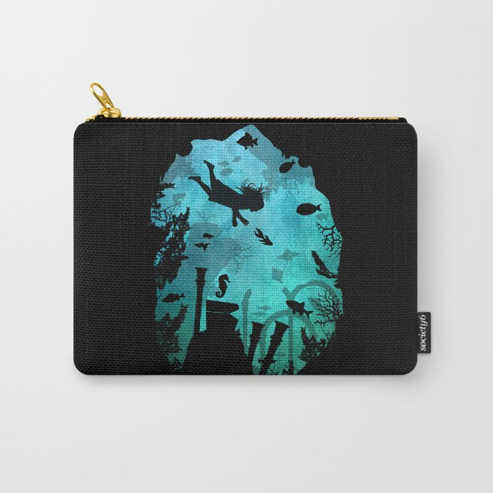 SeaWorld Carry-All Pouch