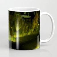 metroid Mugs featuring Metroid: SR388 by FirebornForm
