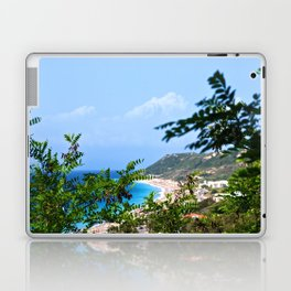 The Sea and Mountains Laptop & iPad Skin