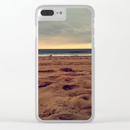 Sweek Sunrise Clear iPhone Case