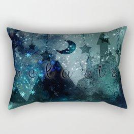 I belong in velaris Rectangular Pillow