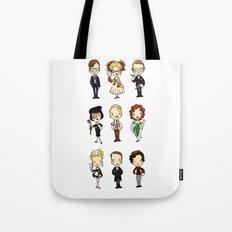 Who-dun-it? Tote Bag