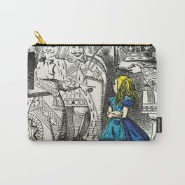 Blonde Girl Called Alice Carry-All Pouch