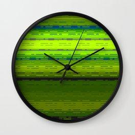 PaintedDesert 03 Wall Clock