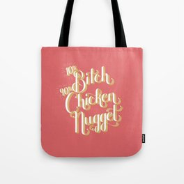 Chicken Nugget Tote Bag