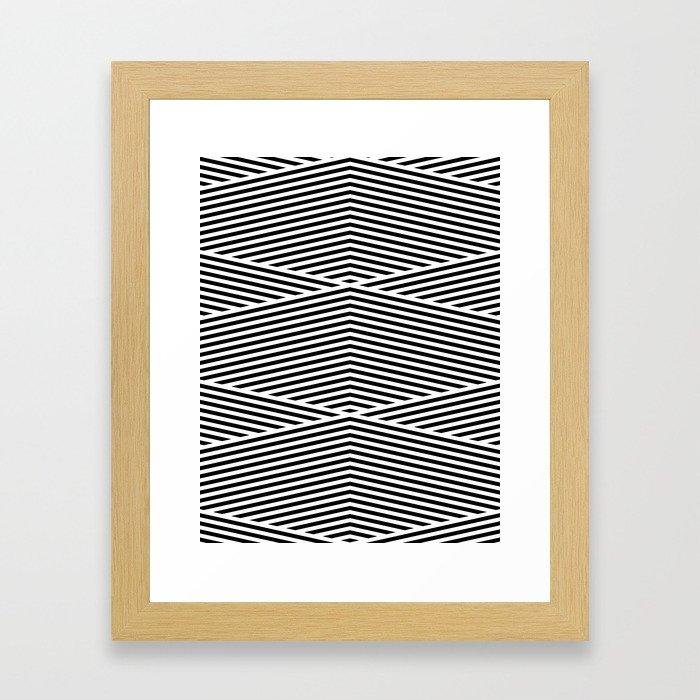5050 No.6 Framed Art Print
